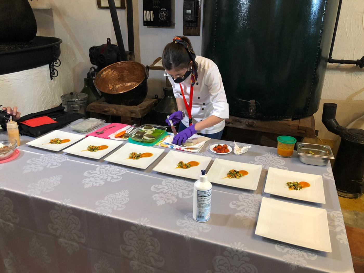 El II Concurso Internacional de Cocina con AOVE tendrá su fase final el 25 de octubre