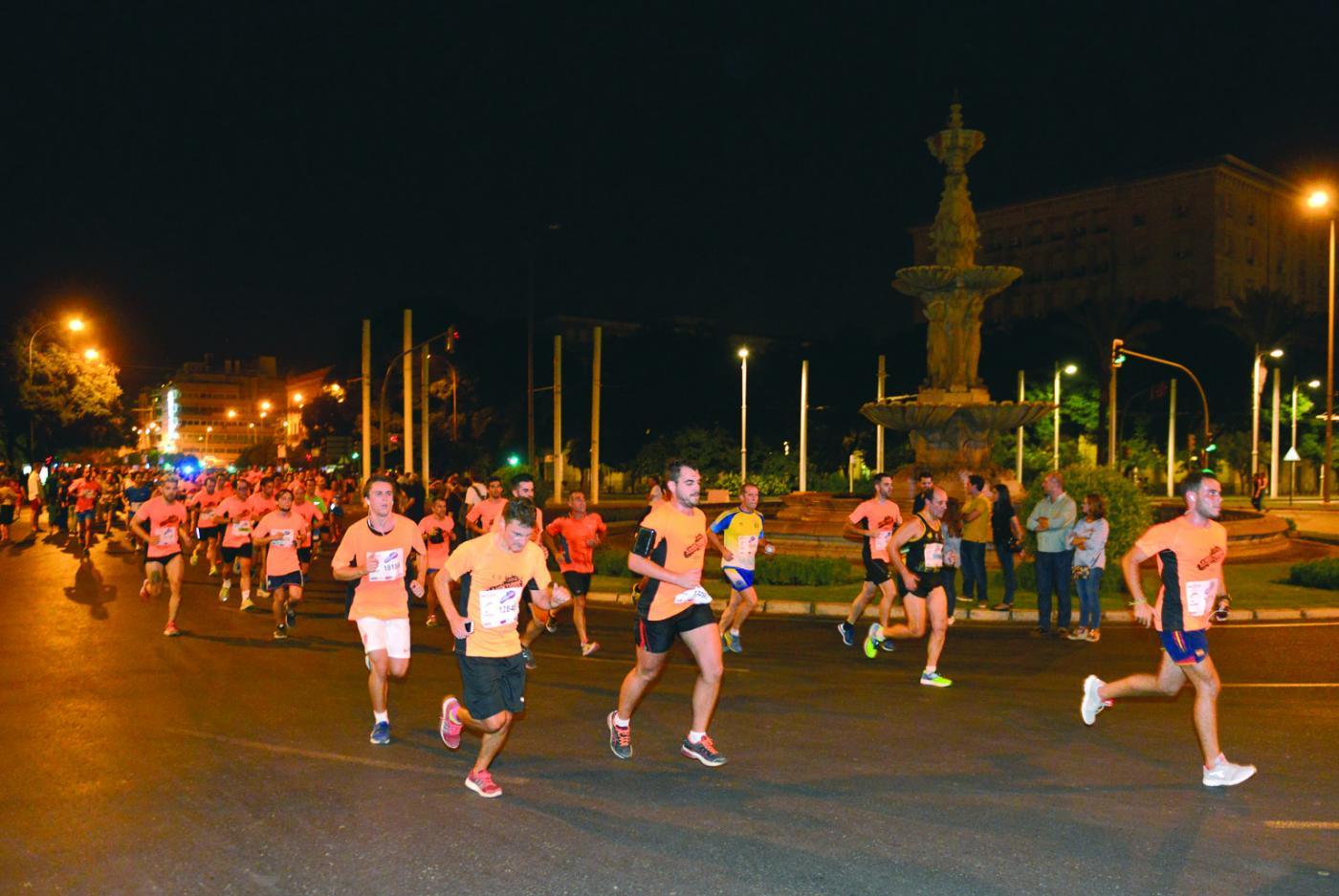 La Nocturna del Guadalquivir, la primera gran cita