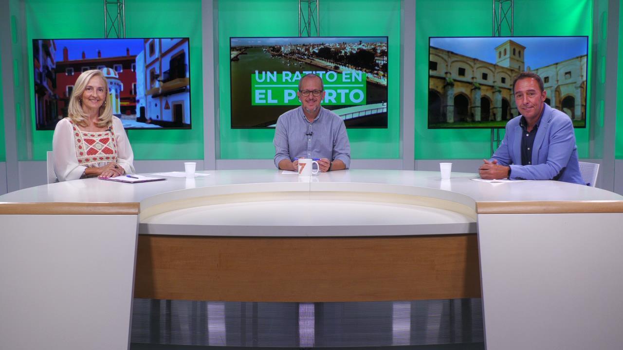 'Un Ratito en El Puerto' con Cámara de Comercio y Participación Ciudadana