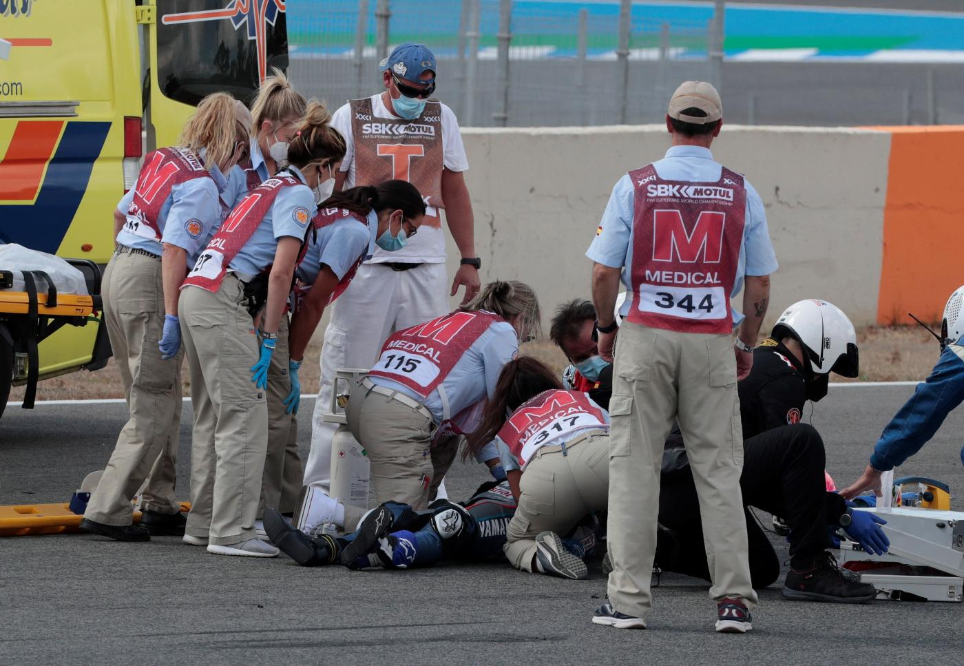Fallece el piloto Dean Berta Viñales, de 15 años, en el Circuito de Jerez