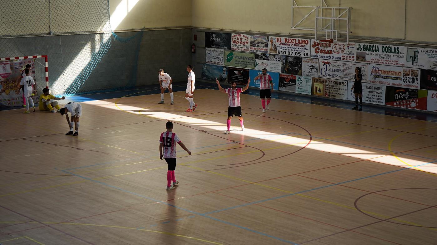 Segunda derrota consecutiva del Fútsal Prado FS, esta vez en casa