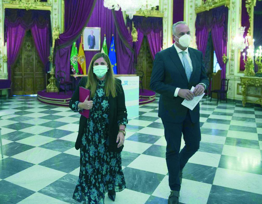El PSOE de Cádiz mide en las urnas la gravedad de su fractura interna