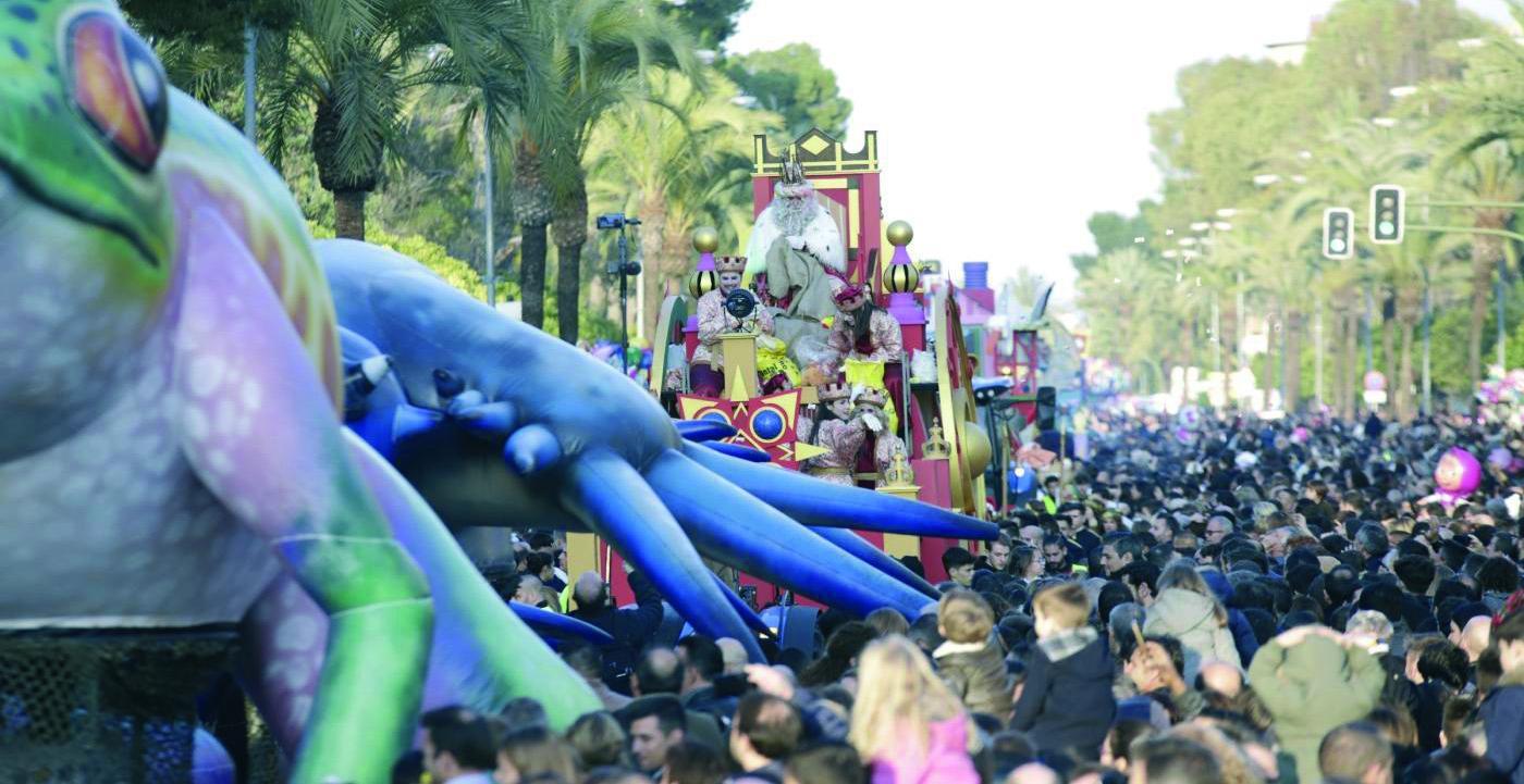 Habemus Cabalgata de Reyes en Jerez pero, ¿y Sus Majestades?