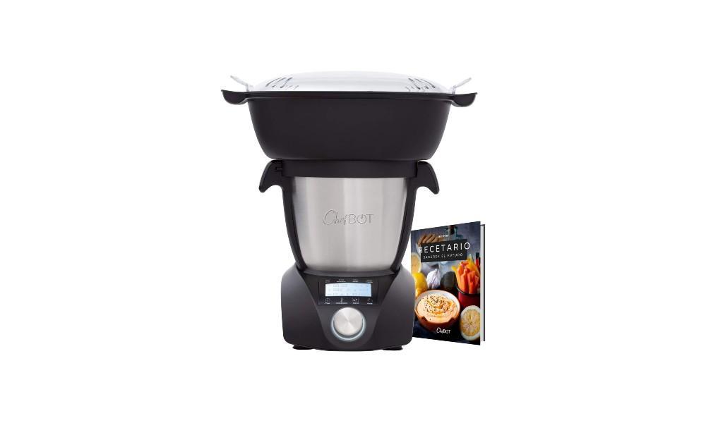 8_IKOHS CHEFBOT Compact STEAMPRO - Robot de Cocina Multifunción