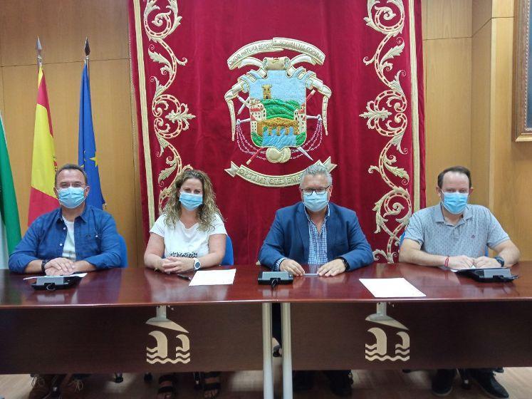 Renovación de convenios con las AMPAS de Cordobilla y Sotogordo