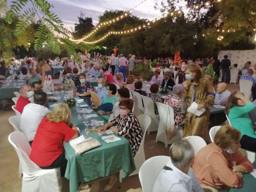 Una velada clausuró las actividades de la Semana de las Personas Mayores