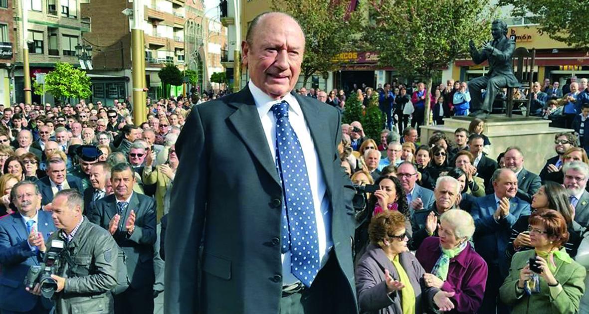 La Mancomunidad 'Campiña Sur' nombra a 'Fosforito', Hijo Predilecto