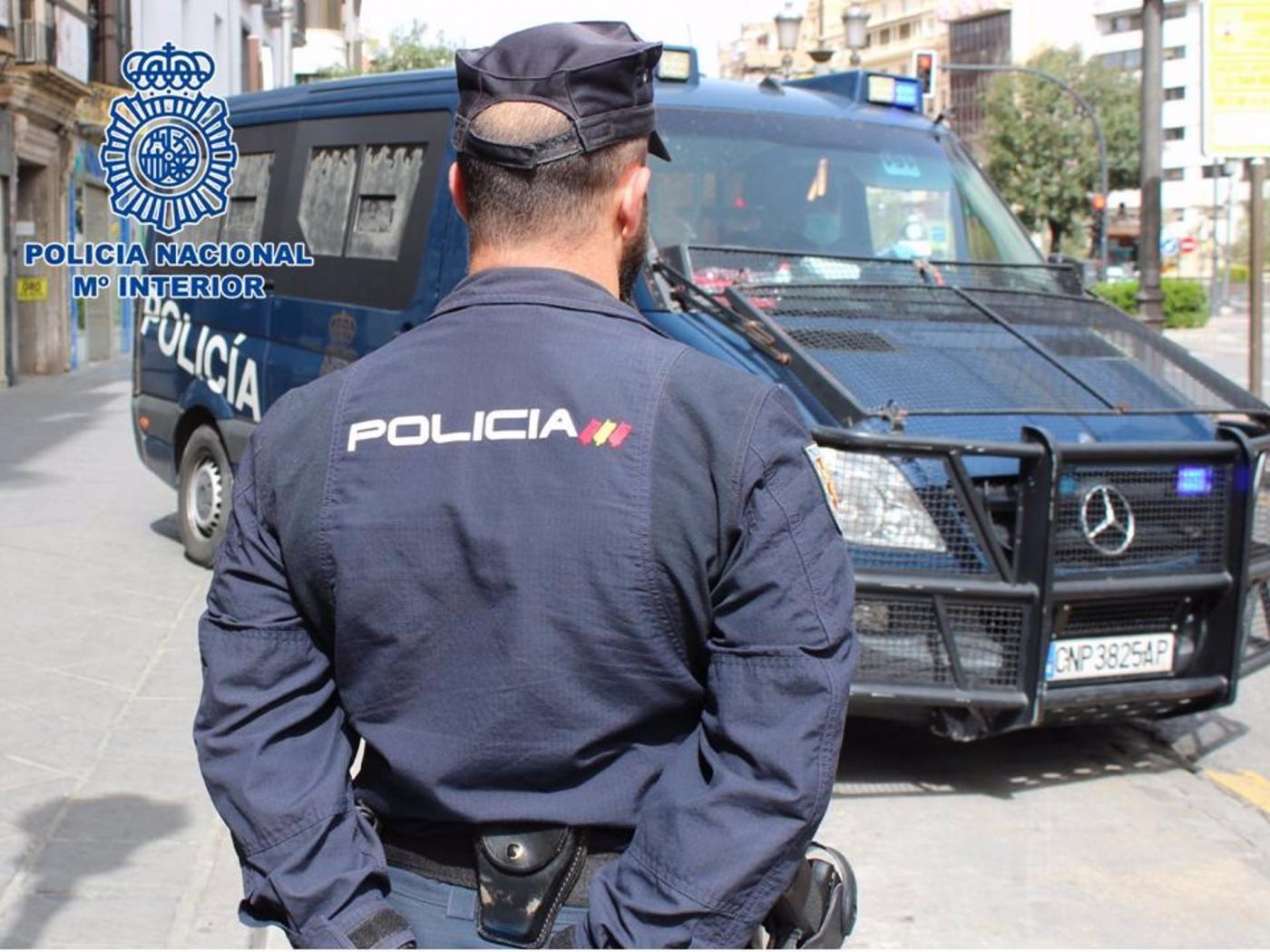 Detenidos cinco hombres, entre ellos un menor, tras una reyerta a navajazos en Córdoba