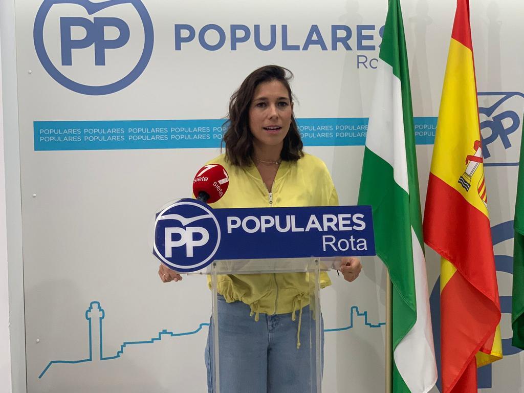 El PP de Rota celebra la bajada de impuestos del Gobierno de la Junta
