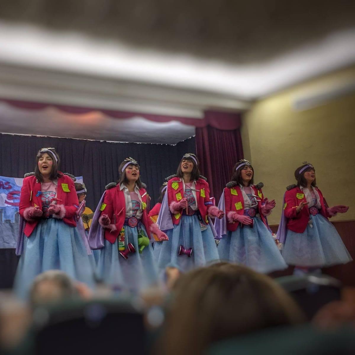"""""""Mujeres ante el mundo"""" organiza un encuentro de Carnaval con agrupaciones femeninas"""