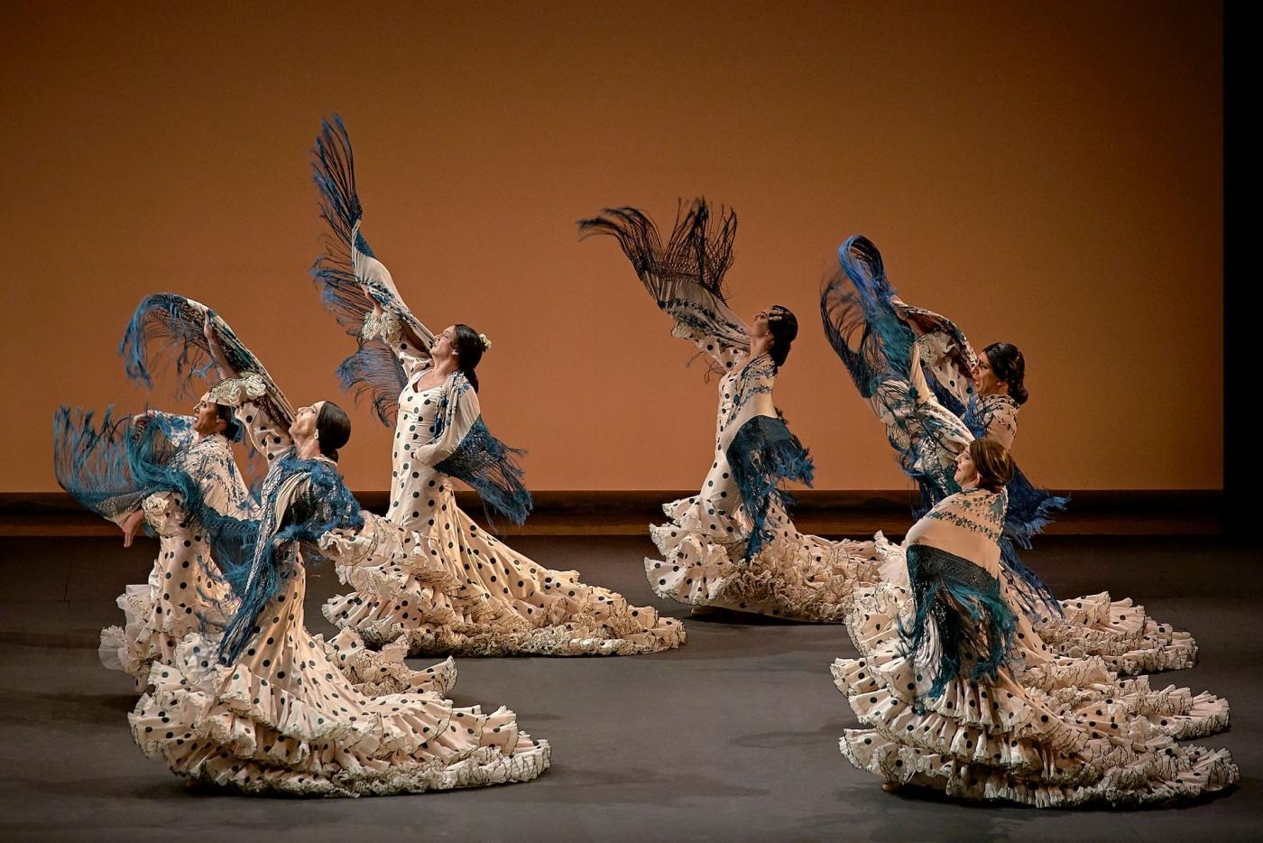 El Ballet Flamenco de Andalucía ofrece una nueva mirada a García Lorca en El Puerto