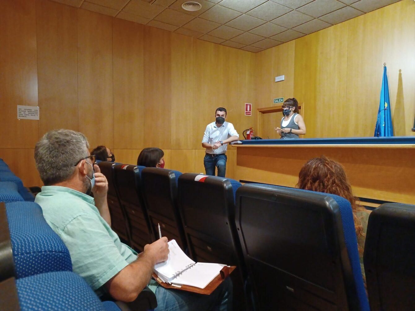 El Ayuntamiento de Cádiz prepara la agenda de actividades previstas para la Navidad