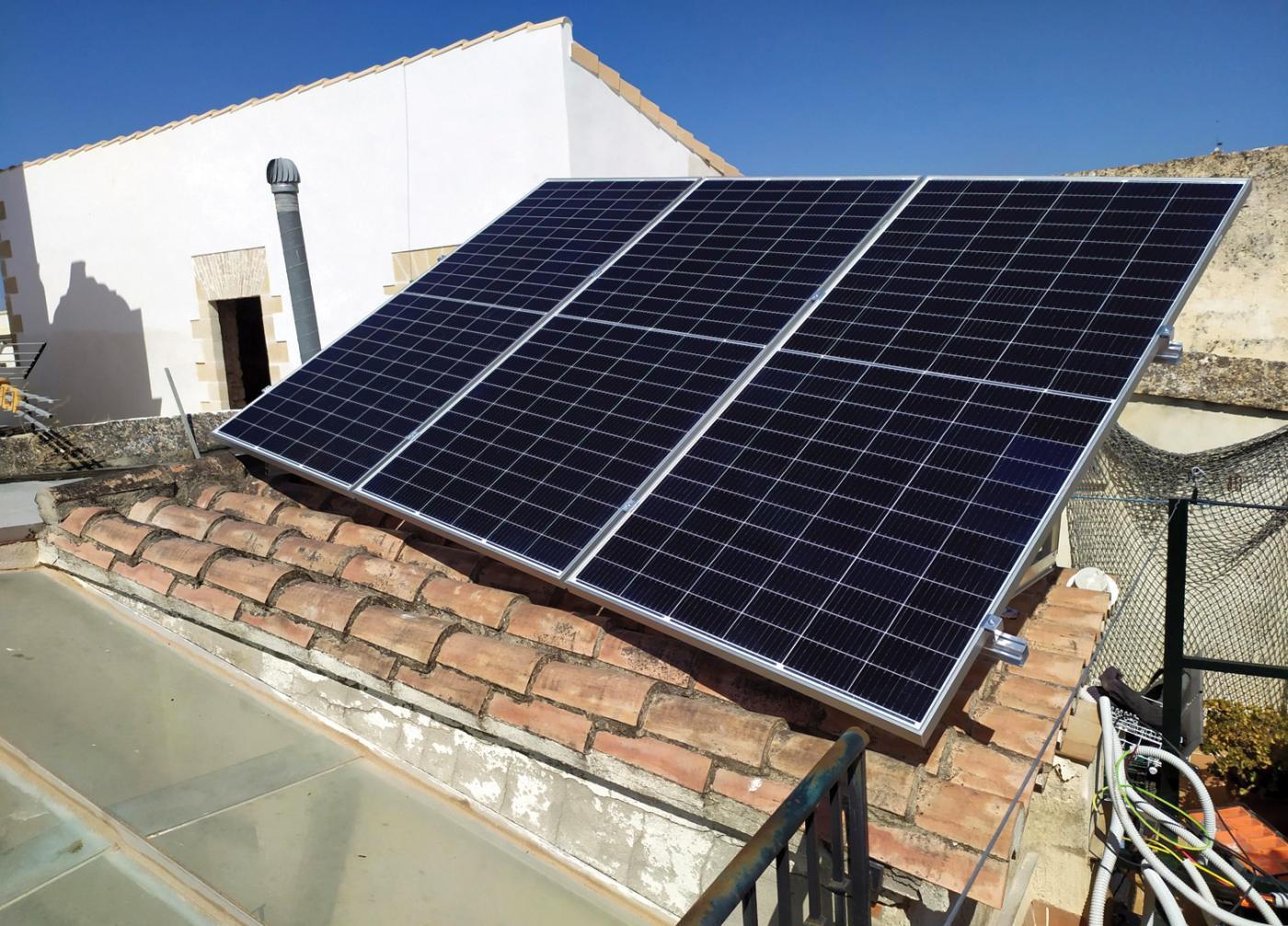 Jerez es el municipio de Andalucía con más potencial fotovoltaico