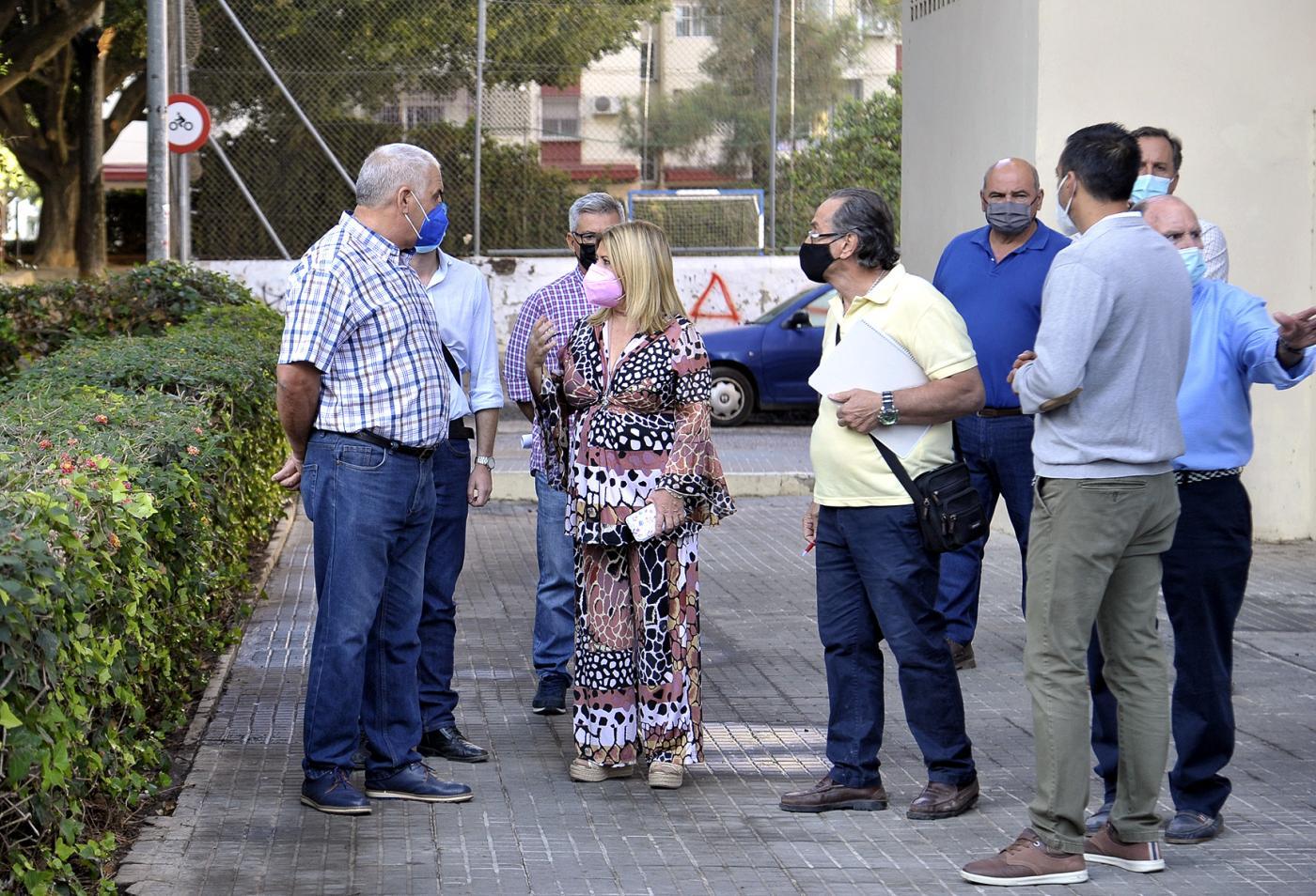 El Ayuntamiento de Jerez pide la cesión de los viales de una urbanización