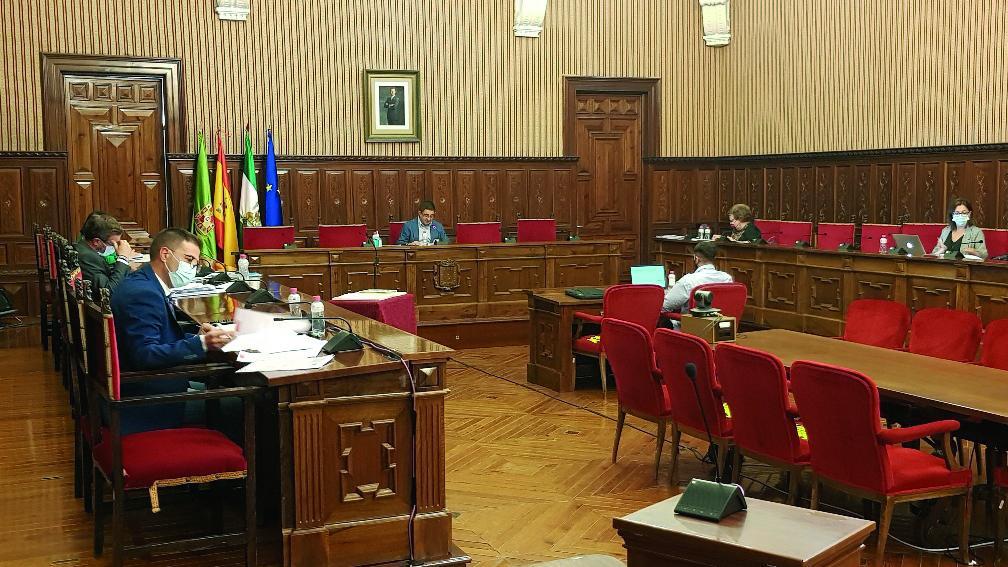La Diputación de Jaén aprueba 43 propuestas en  el debate sobre la provincia
