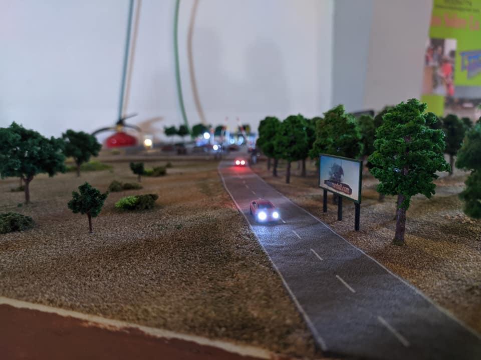 Gran exposición de modelismo ferroviario en Huelva