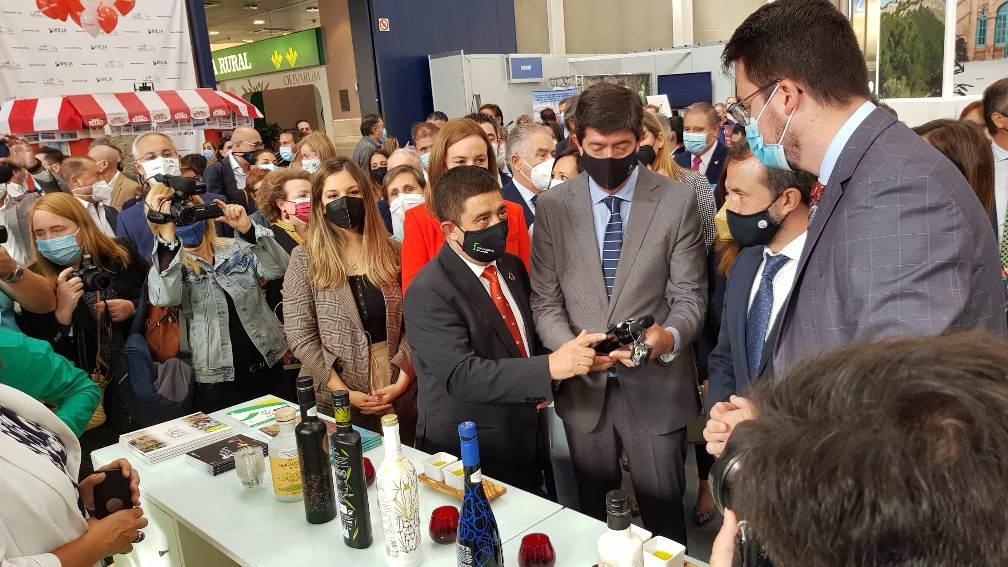 'Tierra Adentro' de Jaén supera en tres días los 6.500 visitantes