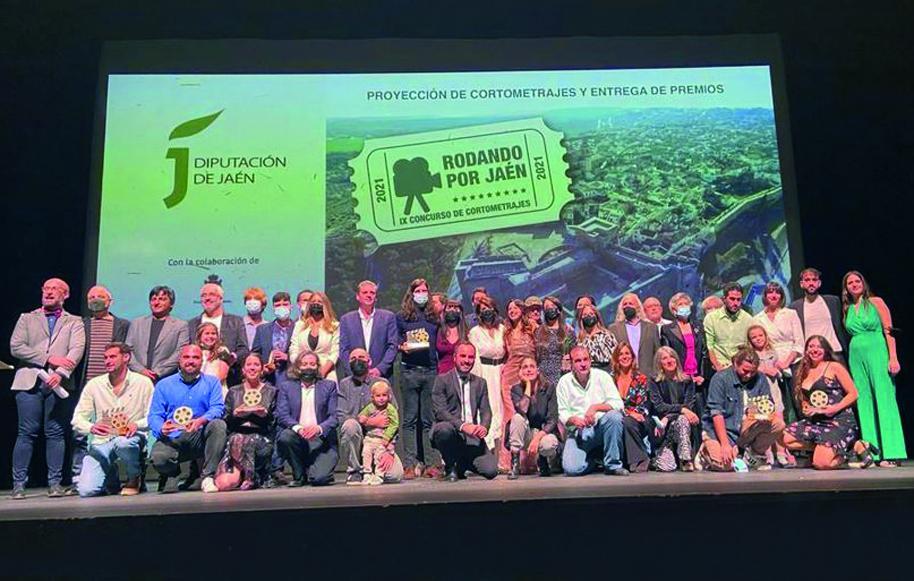 El corto 'Bien, bien' es el vencedor del 9º Rodando por Jaén