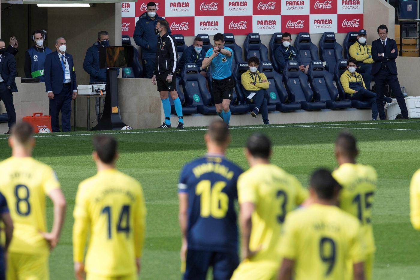 El Cádiz nunca ganó a domicilio al Villarreal, que se impuso cuatro veces