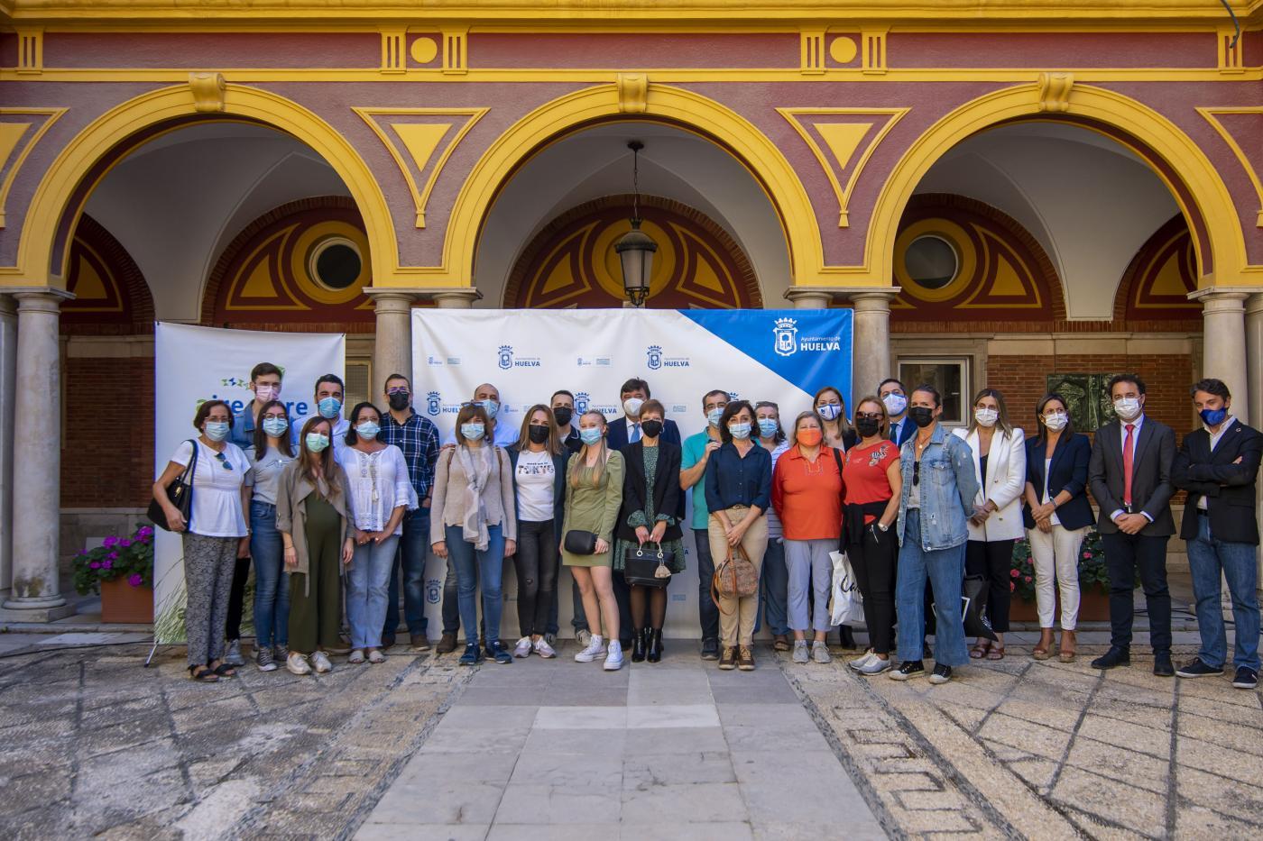 Huelva se iluminará de naranja para reivindicar los derechos de personas con TDAH