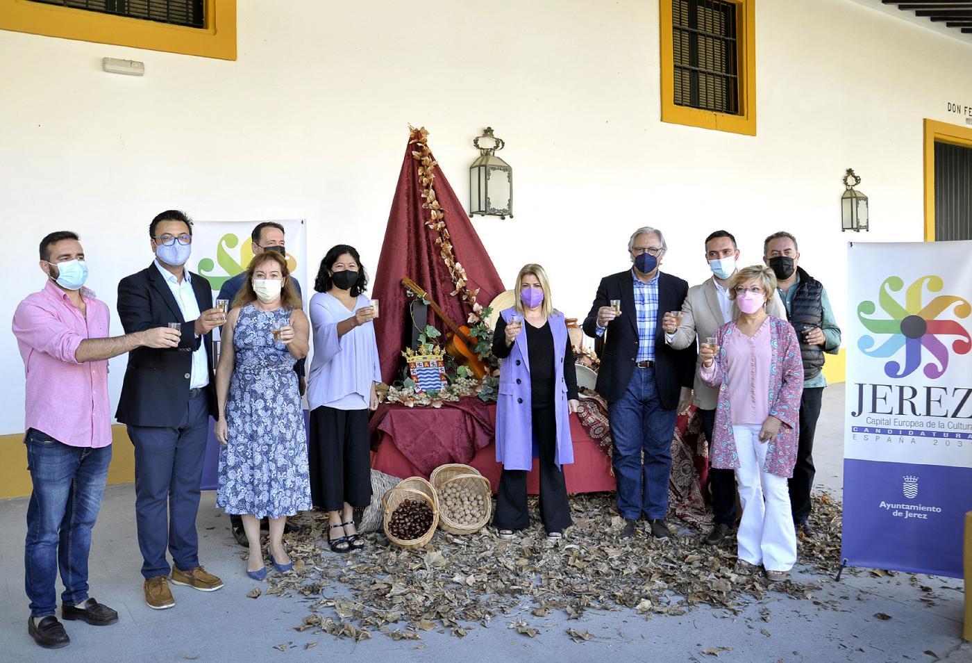 El Ayuntamiento de Jerez refuerza el programa de ocio en la calle del mes de noviembre