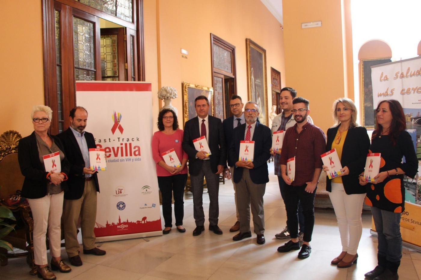 Sevilla acoge la Conferencia Mundial Fast Track de lucha contra el VIH Sida