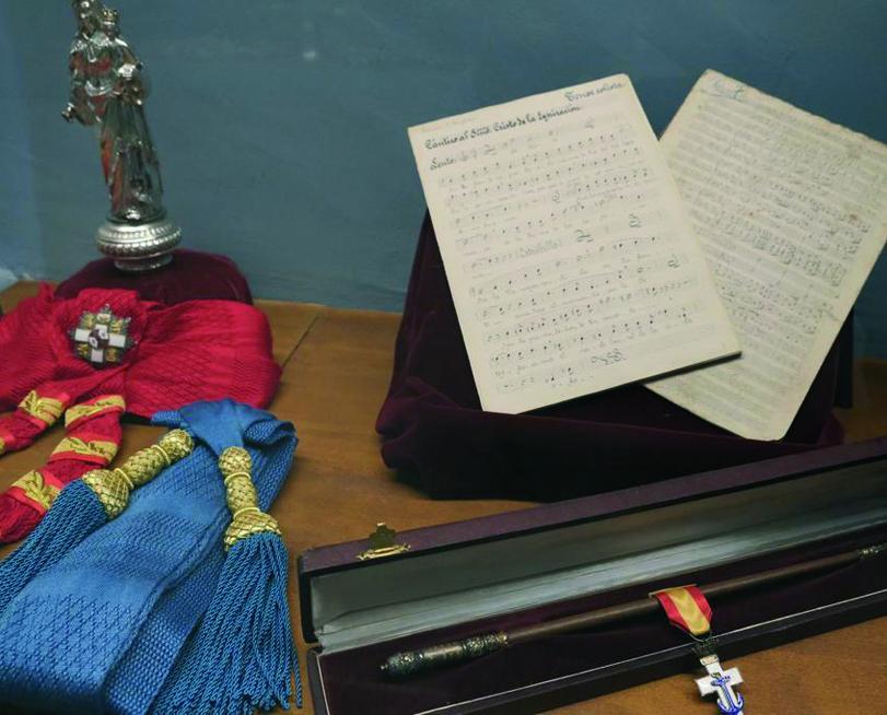 Cien años de Beigbeder en la Hermandad de la Expiración de Jerez