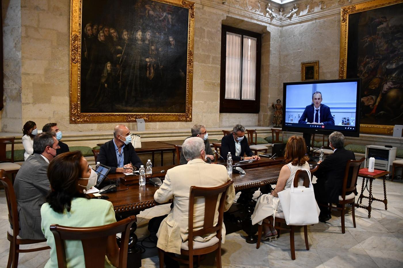 Sevilla se presenta candidato en Dubai para acoger el Congreso de Astronáutica