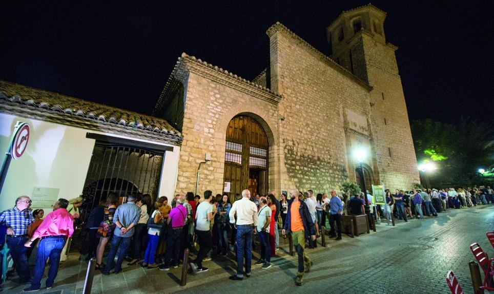 La Noche Jahenciana suma audioguías a 24 monumentos