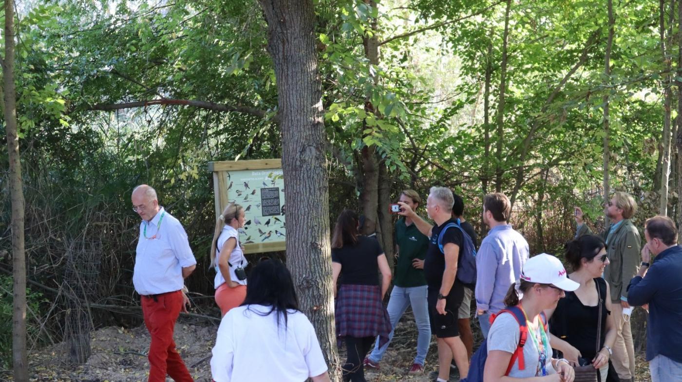 El oleoturismo de Aires de Jaén atrae a touroperadores internacionales