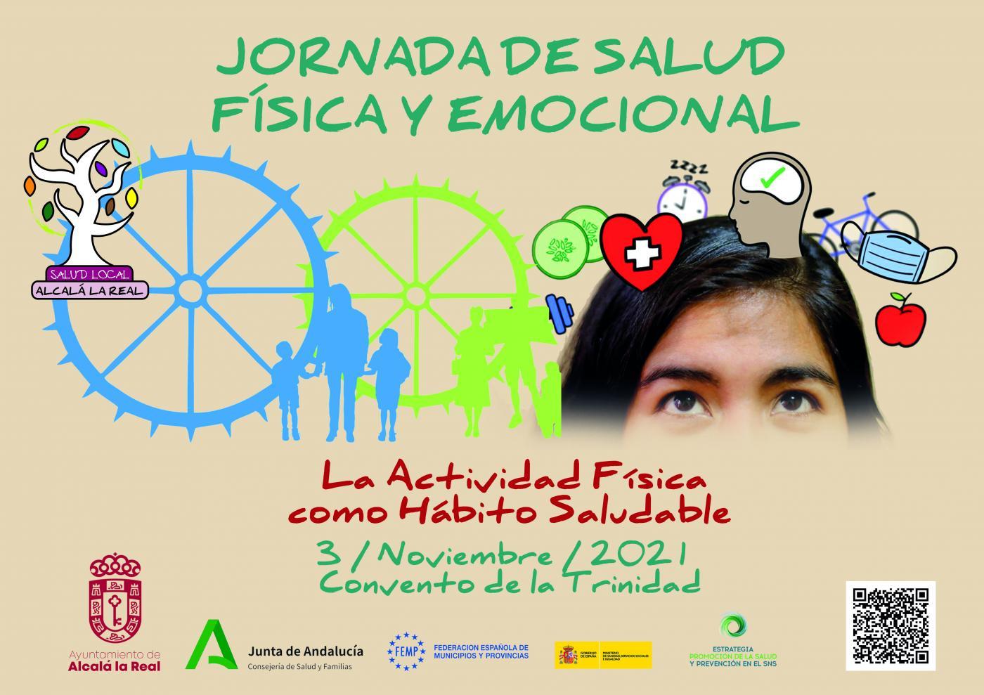 La Trinidad acogerá el próximo 3 de noviembre las Jornadas de Salud Física y Emocional