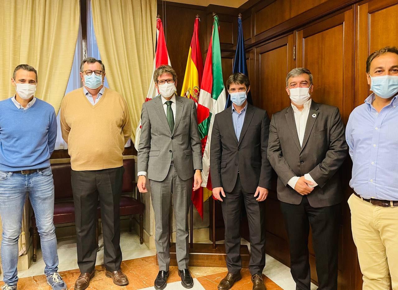 El anillo verde metropolitano de Sevilla incorporará medidas de Vitoria